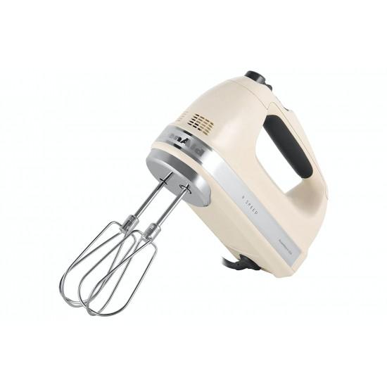 KITCHENAID Hand Blender 9 Speed ALMOND CREAM | 5KHM9212BAC