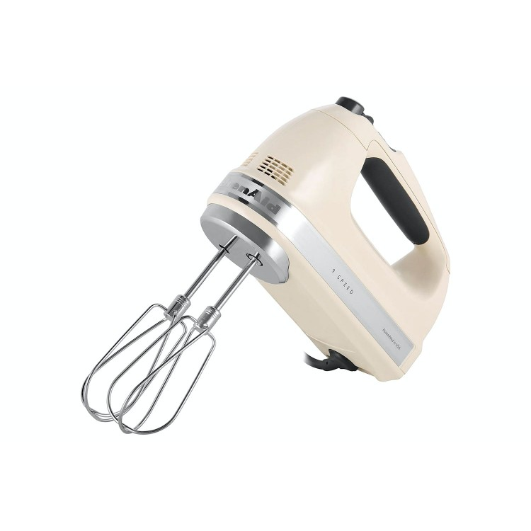 KITCHENAID Hand Blender 9 Speed ALMOND CREAM | 5KHM9212BAC