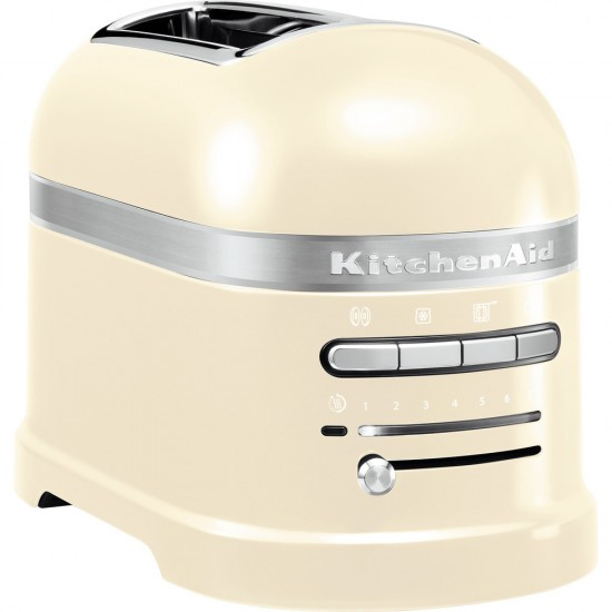 KITCHENAID Artisan Toaster CREAM | 5KMT2204BAC