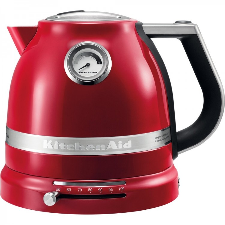KITCHENAID Artisan 1.5L Kettle EMPIRE RED | 5KEK1522BER
