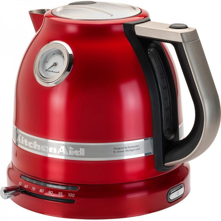 KITCHENAID Artisan Kettle CANDY APPLE | 5KEK1522BCA