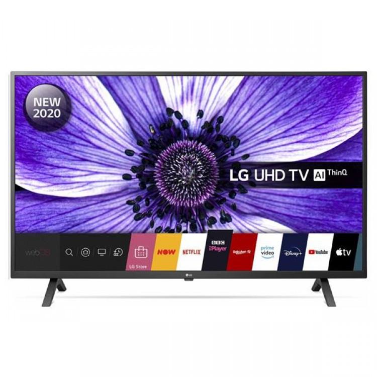 "LG 50"" Smart 4K Ultra HD HDR LED TV | 50UN70006LA"