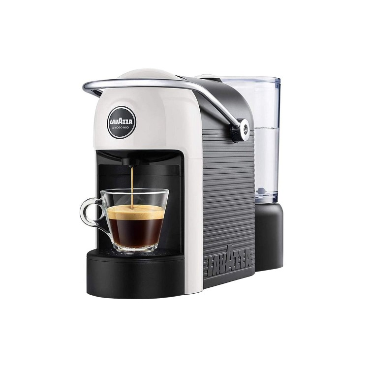 LAVAZZA LM Jolie Pod Coffee Machine WHITE | 18000414