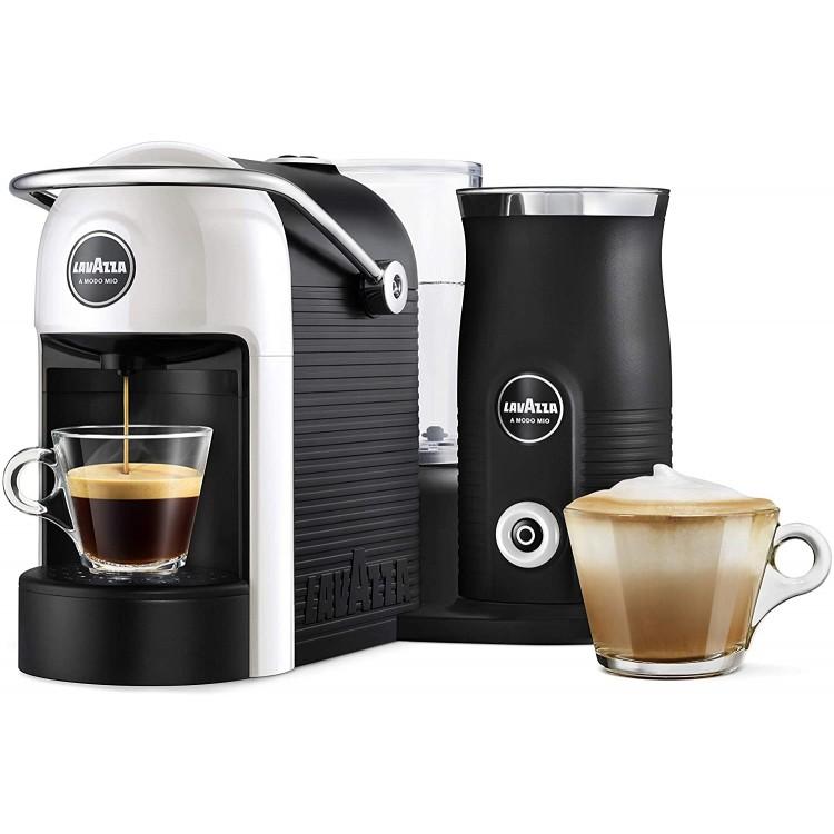LAVAZZA A Modo Mio Jolie Coffee Machine with Milk Frother WHITE | 18000422