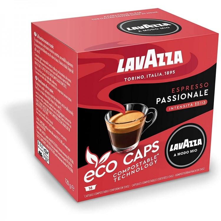 LAVAZZA Espresso Passionale Compostable Pods  404813