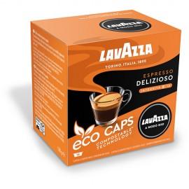 LAVAZZA Espresso Delizioso Compostable Pods   404814