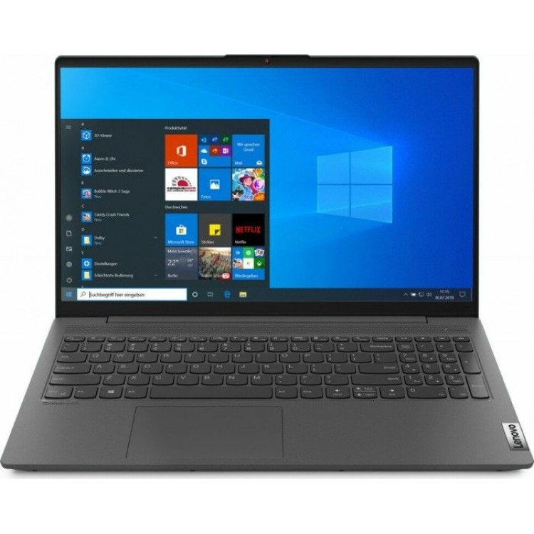 "LENOVO ideapad 5 15.6"" AMD RYZEN 5 8GB/256GB GREY 