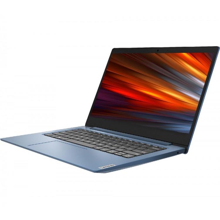 "LENOVO 14"" IdeaPad Slim AMD 4GB/64GB Laptop BLUE | 82GW000TUK"