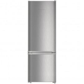 LIEBHERR Freestanding Fridge Freezer STAINLESS STEEL   CUEL2831