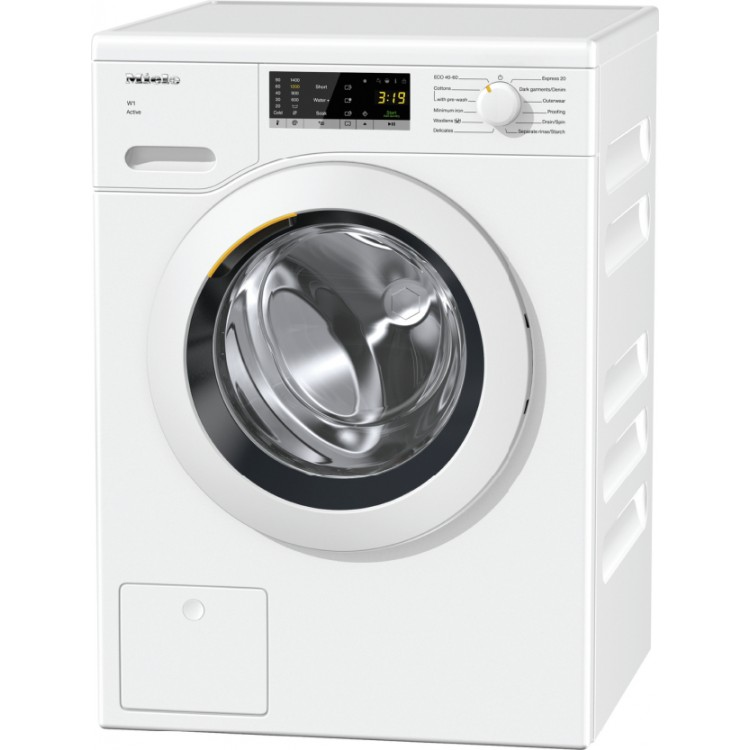 MIELE 8KG 1400 Spin Freestanding Washing Machine - WHITE | WCD120