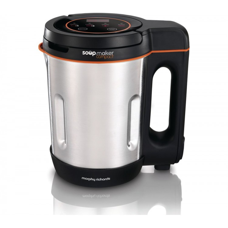 MORPHY RICHARDS Compact Soup Maker STAINLESS STEEL | 414228