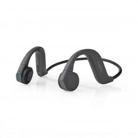 NEDIS Bone Conduction Headphones 8GB GREY   381801