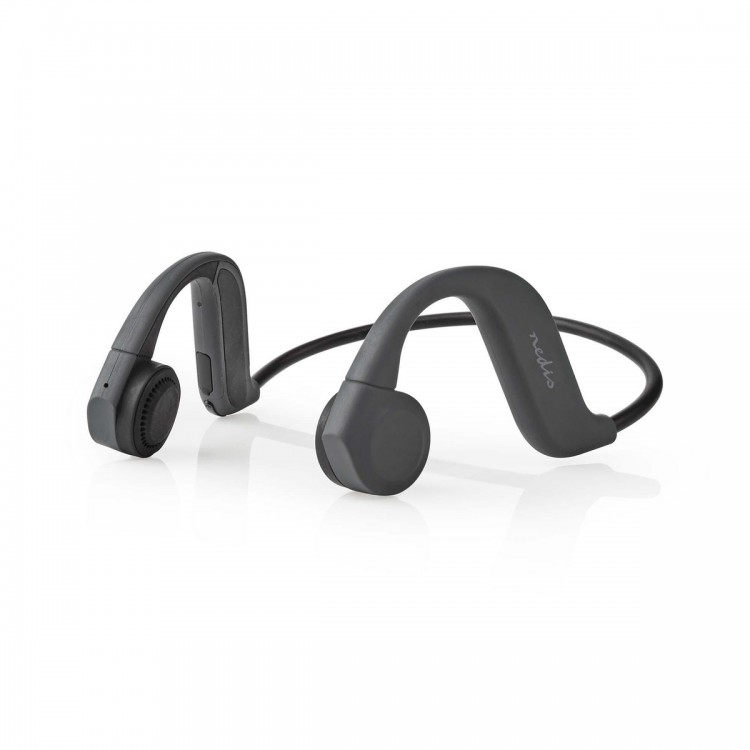 NEDIS Bone Conduction Headphones 8GB GREY | 381801