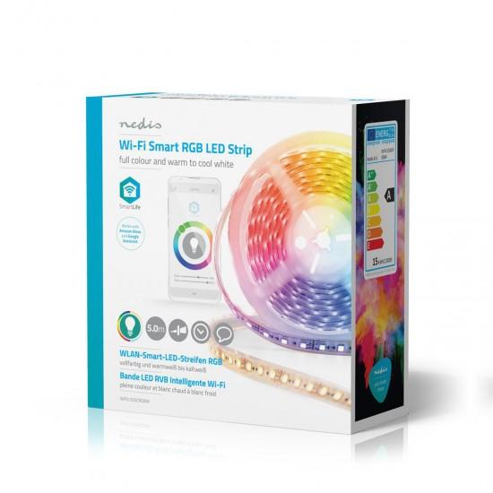 NEDIS Wifi Smart RGB LED Lights | 410040