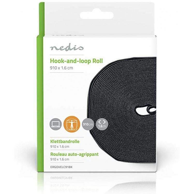 NEDIS Velcro Roll Cable Tidy 9M | 410073