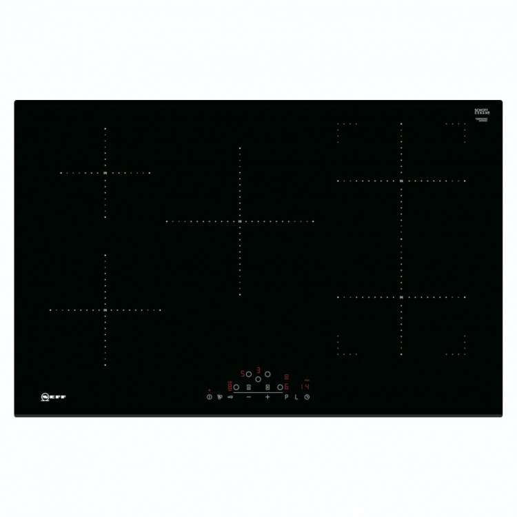 NEFF N70 Induction Hob 80cm BLACK   T48FD23X2