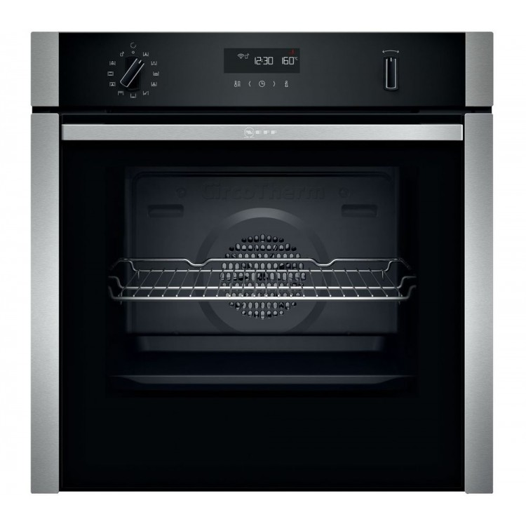 NEFF N50 Electric Smart Oven STAINLESS STEEL | B6ACH7HH0B