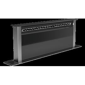 NEFF N 90 Downdraft Hood 90cm Clear Glass BLACK | D95DAP8N0B