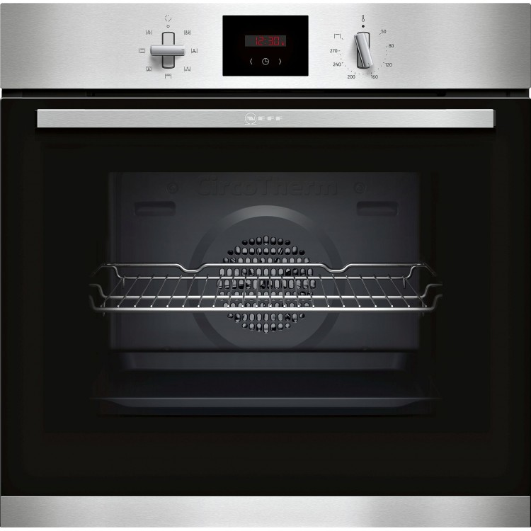 NEFF Built In Single Oven Electric STAINLESS STEEL | B1GCC0AN0B