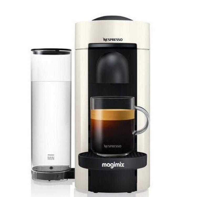 Nespresso Vertuo Plus Coffee Pod Machine CREAM | 405017