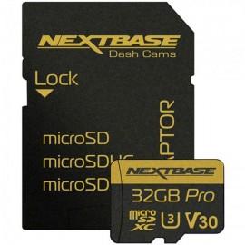NEXTBASE Dashcam Memory Card 32Gb | NBDVRS2SD32GBU3