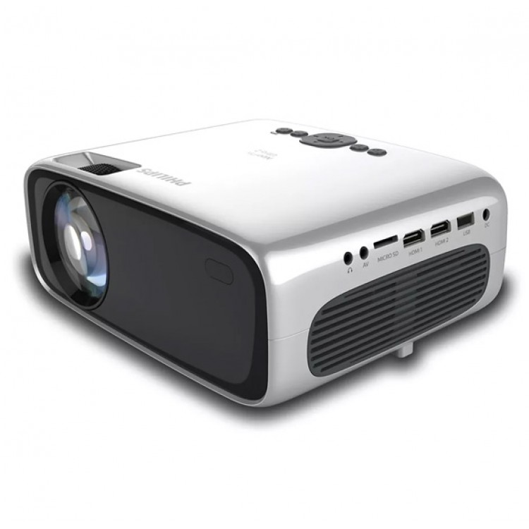 Philips NeoPix Ultra 2 120inch HD Projector With Wi-Fi | NPX642/INT