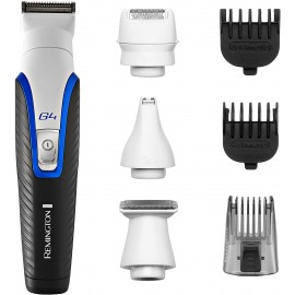 Remington Graphite G4 Cordless Trimmer, All-in-One Beard, Body and Stubble Trimmer | PG4000
