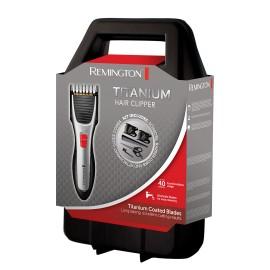 REMINGTON Titanium Hair Clipper | HC340