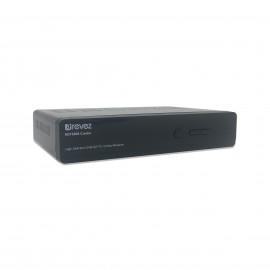 REVEZ H.265 Full HD 1080p FTA DVB-T2 Digital Receiver Combi Satellite & Terrestrial | HDTS860
