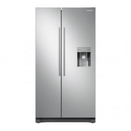 SAMSUNG Side by Side Fridge Freezer GRAPHITE | RS52N3313SA