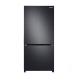 SAMSUNG American Fridge Freezer BLACK STAINLESS STEEL | RF50A5002B1