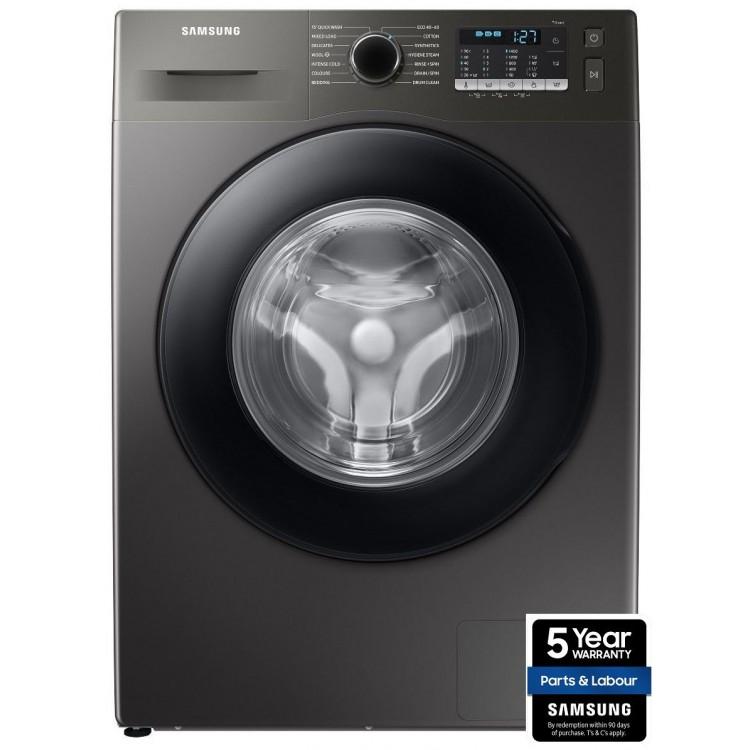 SAMSUNG 9KG 1400RPM INOX Ecobubble Washing Machine   WW90TA046AN