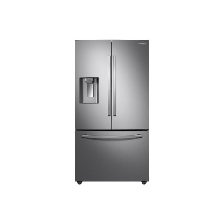 SAMSUNG French Style Fridge Freezer with Twin Cooling Plus™ | RF23R62E3SR