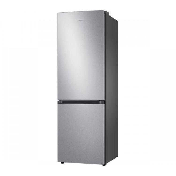 SAMSUNG 70/30 Freestanding Fridge Freezer SILVER   RB34T602ESA