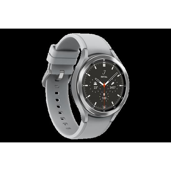 SAMSUNG Galaxy Watch 4 Classic 46mm SILVER   SM-R890NZSAEUA