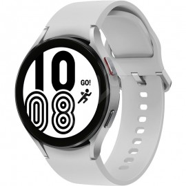 SAMSUNG Galaxy Watch 4 44mm Smartwatch SILVER   SM-R870NZSAEU