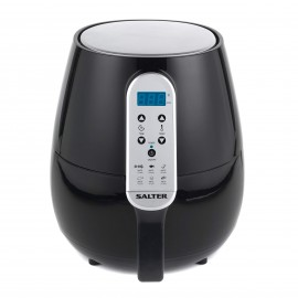 Salter 4.5L 1500W XL Digital Air Fryer BLACK | EK2559