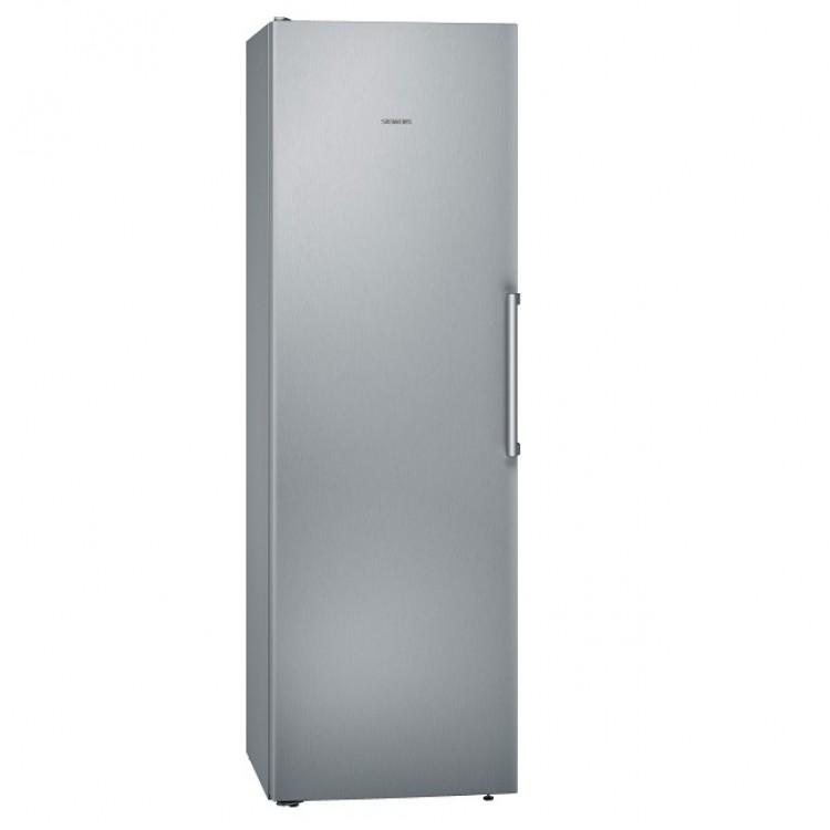 Siemens iQ300 346L Freestanding Tall Larder Fridge STAINLESS STEEL | KS36VVIEP