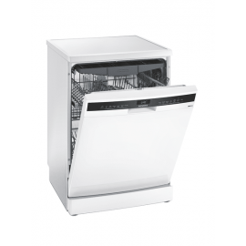SIEMENS iQ300 Free Standing Dishwasher 60cm WHITE | SN23HW60CG