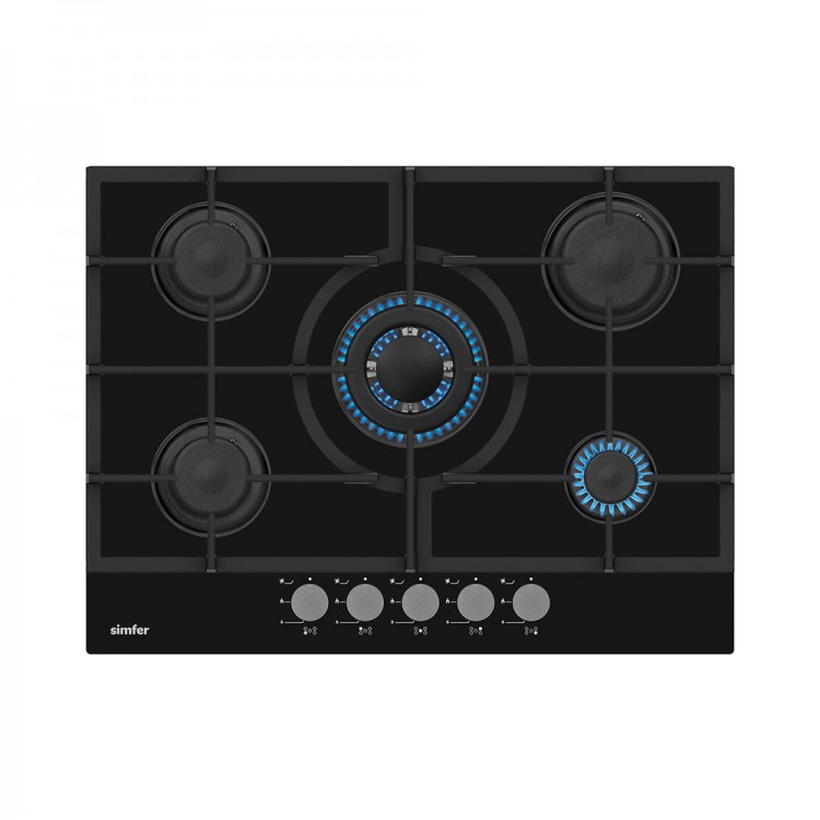 Simfer 70cm Gas Built-in Hob H7G.W5044.HB