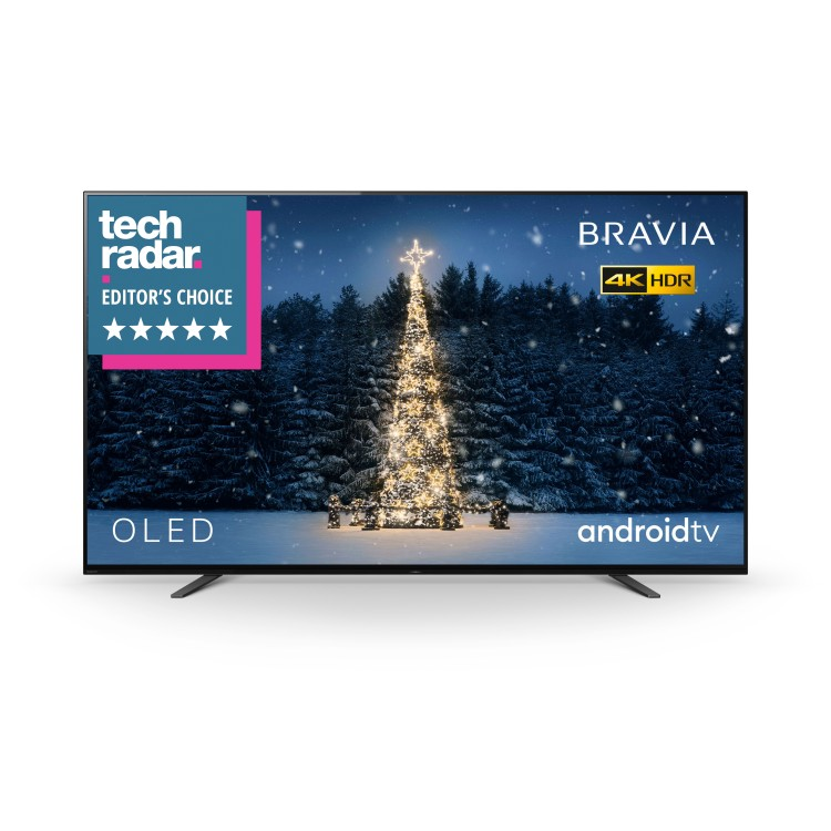 "Sony 55"" A8 4K Ultra HD HDR OLED Smart Android TV 