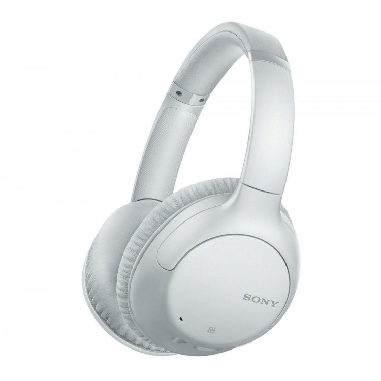 SONY Noise Cancelling Headphones WHITE | WH-CH710N