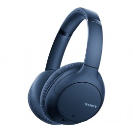 SONY Noise Cancelling Headphones BLUE| WH-CH710N