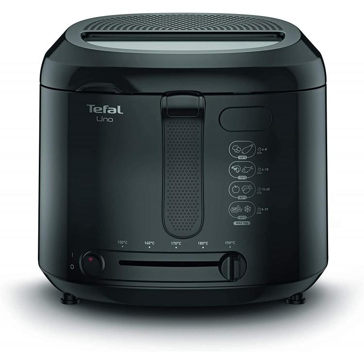 TEFAL Uno Deep Fryer 1kg BLACK | FF203840
