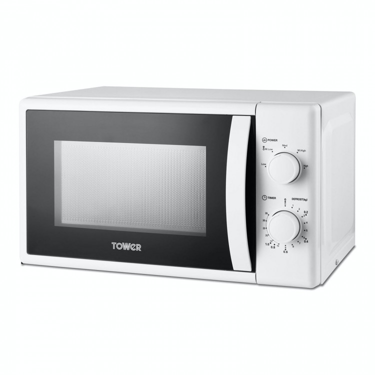 Tower Microwave Oven 700W 20L | T24034WHT