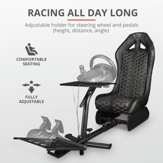 TRUST GTX 1155 Rally Racing Simulator | T23612