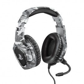 TRUST GXT 488 Forze PS4 Gaming Headset CAMO GREY | 381939