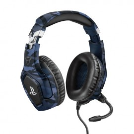 TRUST GXT 488 Forze PS4 Gaming Headset CAMO BLUE | 381940
