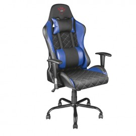 TRUST GXT 707R Resto Gaming Chair BLUE   382118