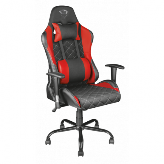 TRUST GXT 707R Resto Gaming Chair RED   382121